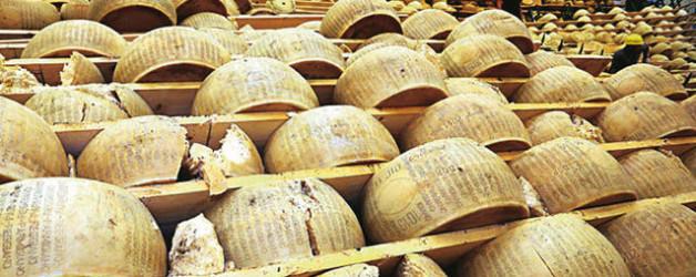 Ristoratori albesi e astigiani in aiuto dei produttori di Parmigiano Reggiano