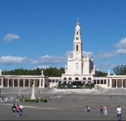 The Madonna of Fatima, july 2011