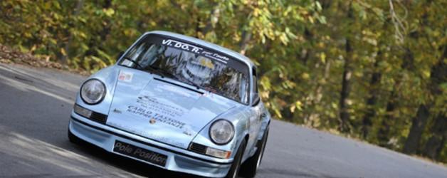 Vince la Porche Carrera (sposorizzata dal Vigneto di Roddi) al Rally della Pietra 2012